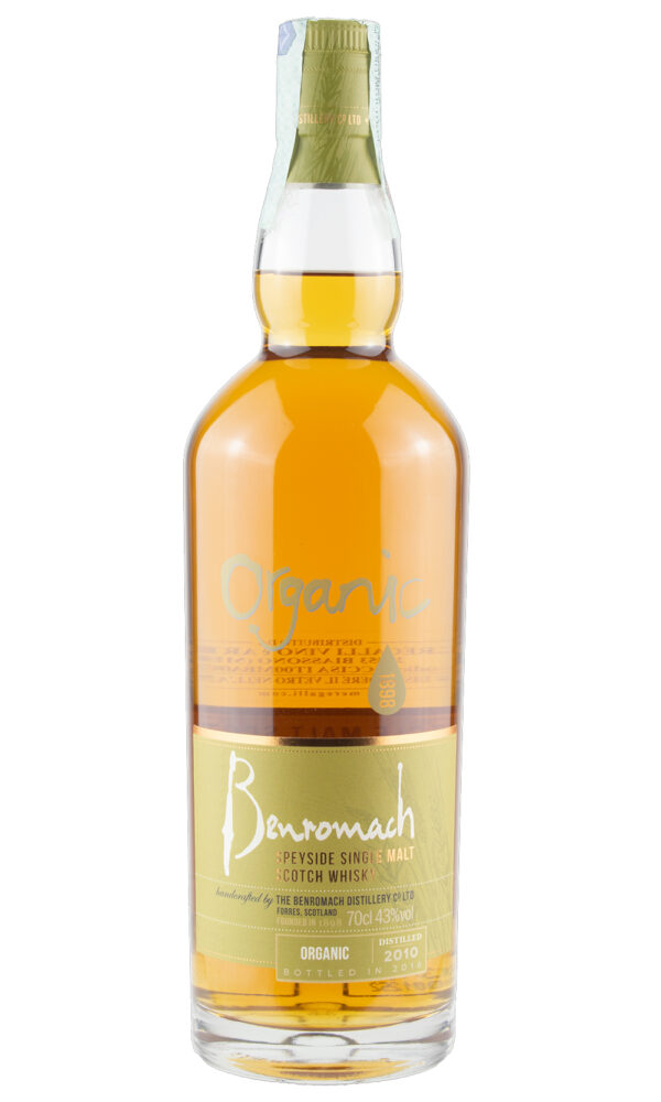 Benromach Organic 2010 (release 2015)