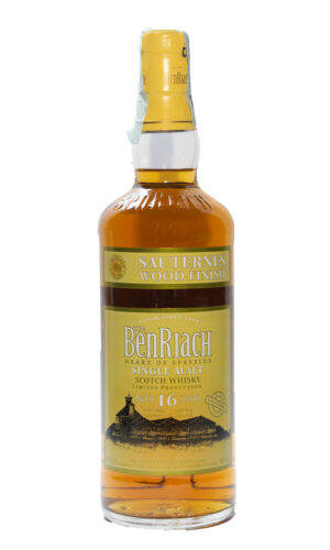 The BenRiach 16 years old Sauternes Single Malt Scotch Whisky