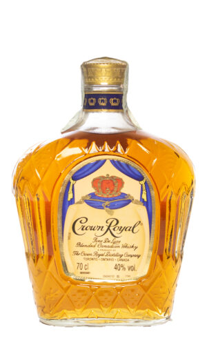 Canadian Whisky Crown Royal
