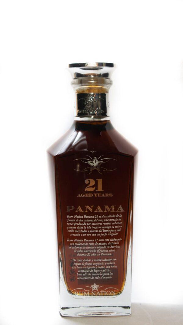 Panama 21 Rum Nation