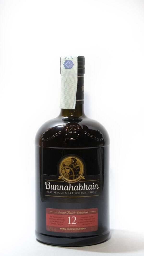 Islay Scotch Whisky Bunnahabhain 12