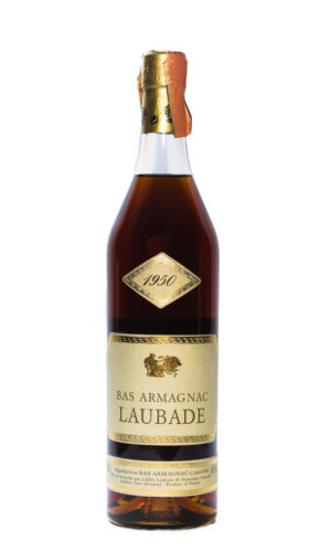 Bas Armagnac AOC 1950 - Château de Laubade