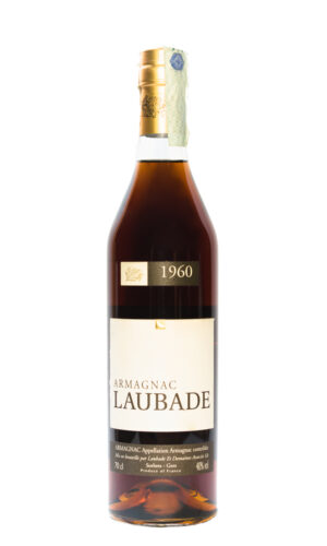 Armagnac AOC 1960 Château de Laubade