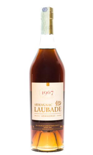 Armagnac AOC 1967 - Château de Laubade