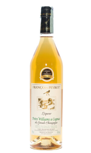 Cognac F. Peyrot Poire Williams