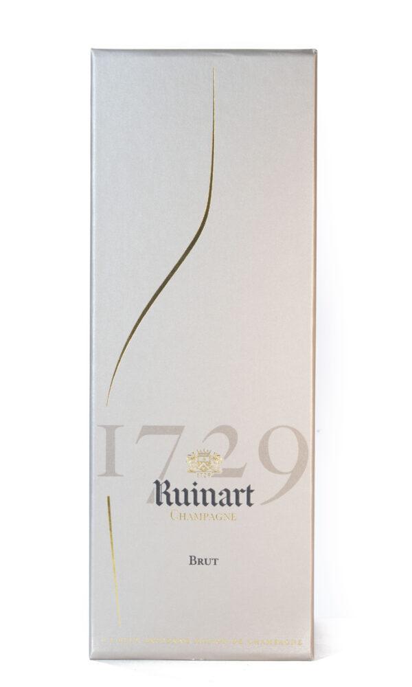"""Champagne Brut """"R de Ruinart"""" Ruinart (Cofanetto)"""