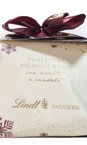 Panettone Milanese Basso Lindt