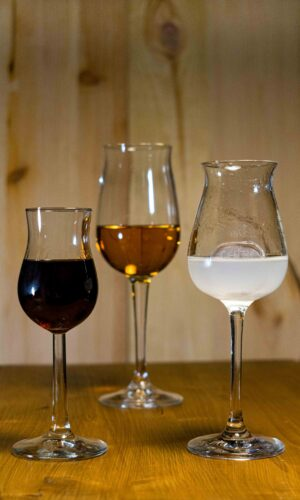 Liquori e digestivi
