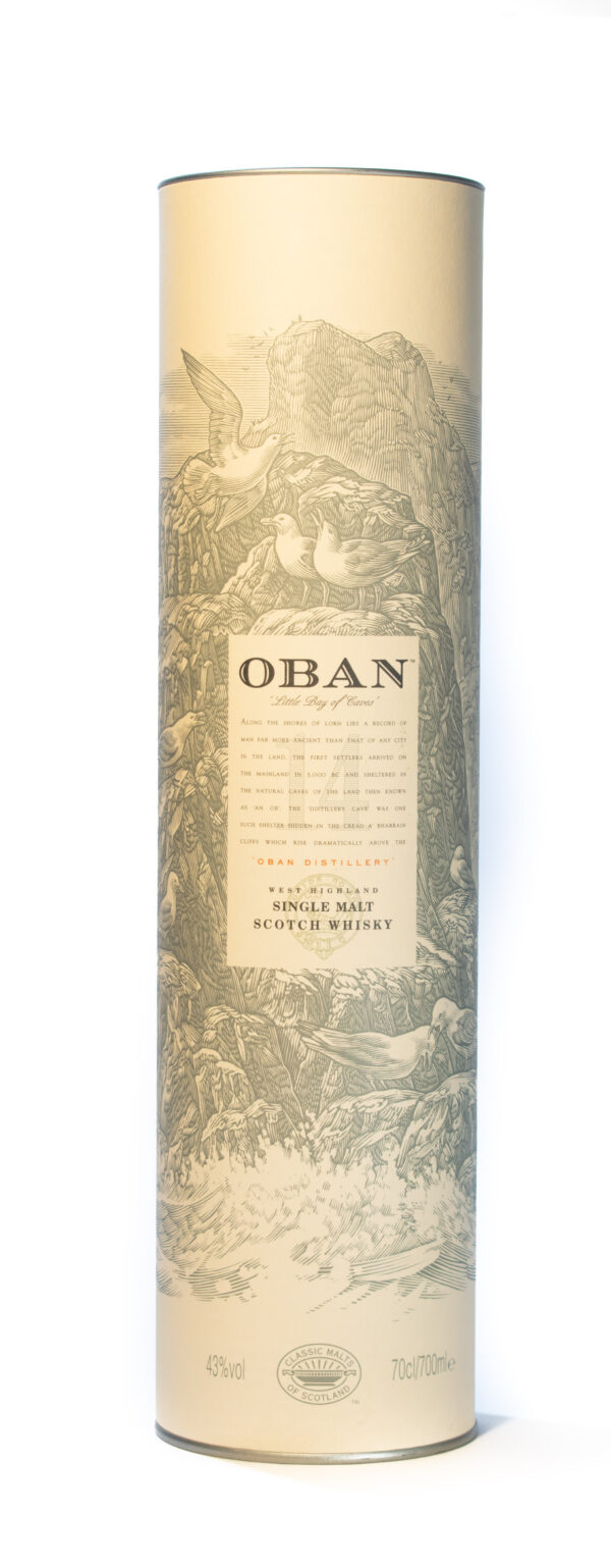 Oban Scotch Whisky 14 anni (astuccio)