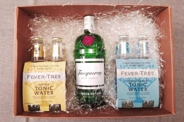 Gin and Tonic BOX