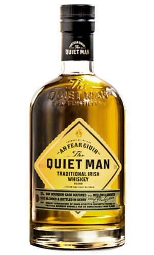 Quiet Man Superior Irish Whiskey Blend