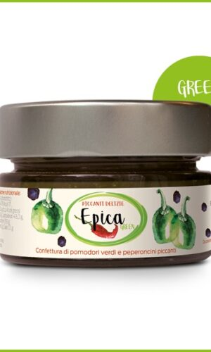 Epica Green Confettura Piccante