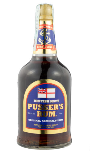 British Navy Pusser's Original Admiralty Rum