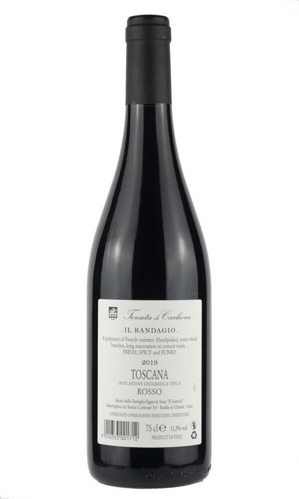 Toscana IGT Il Randagio Tenuta di Carleone
