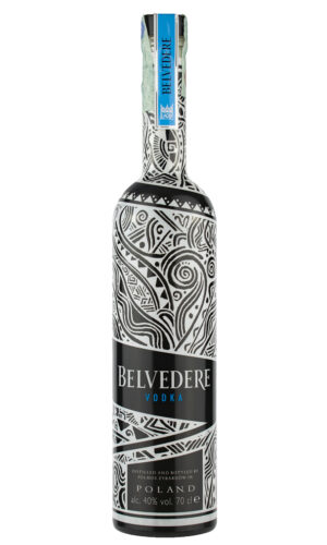 Vodka Belvedere Product Red Special Edition 2018