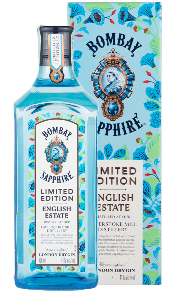 Gin Bombay Sapphire Limited Edition English Estate