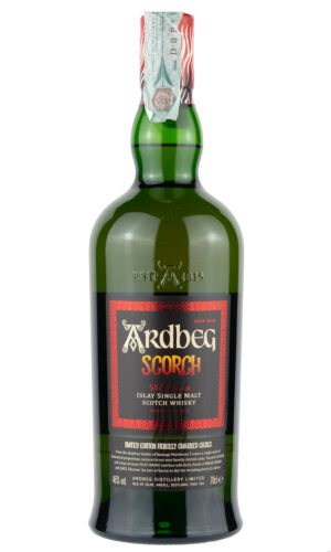 Ardbeg Scorch The Ultimate LIMITED EDITION