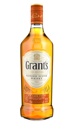 Grant's Rum Cask Edition Whisky